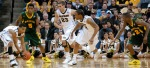 Phil Flip Pressey, Marcus Denmon Nick Gerhardt photo Mizzou Missouri basketball