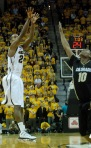 Kim English Nick Gerhardt photo Mizzou basketball