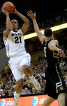 Laurence Bowers Nick Gerhardt photo Mizzou basketball