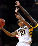 Laurence Bowers Nick Gerhardt photo Mizzou Missouri basketball
