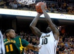 Ricardo Ratliffe Nick Gerhardt photo Mizzou Missouri basketball
