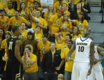 Ricardo Ratliffe Nick Gerhardt photo Mizzou basketball