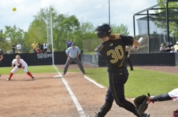 Ashley Fleming Home run