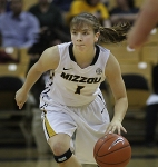 Lianna Doty had seven turnovers against Arkansas, which scored 25 points from turnovers in the 58-50 win Thursday, Jan. 24, 2013 at Mizzou Arena in Columbia, Mo.