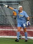Goalie McKenzie Sauerwein played the full 90 minutes for Missouri, allowing one goal for Pacific.