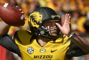 Mauk was calm and poised in his first collegiate start.