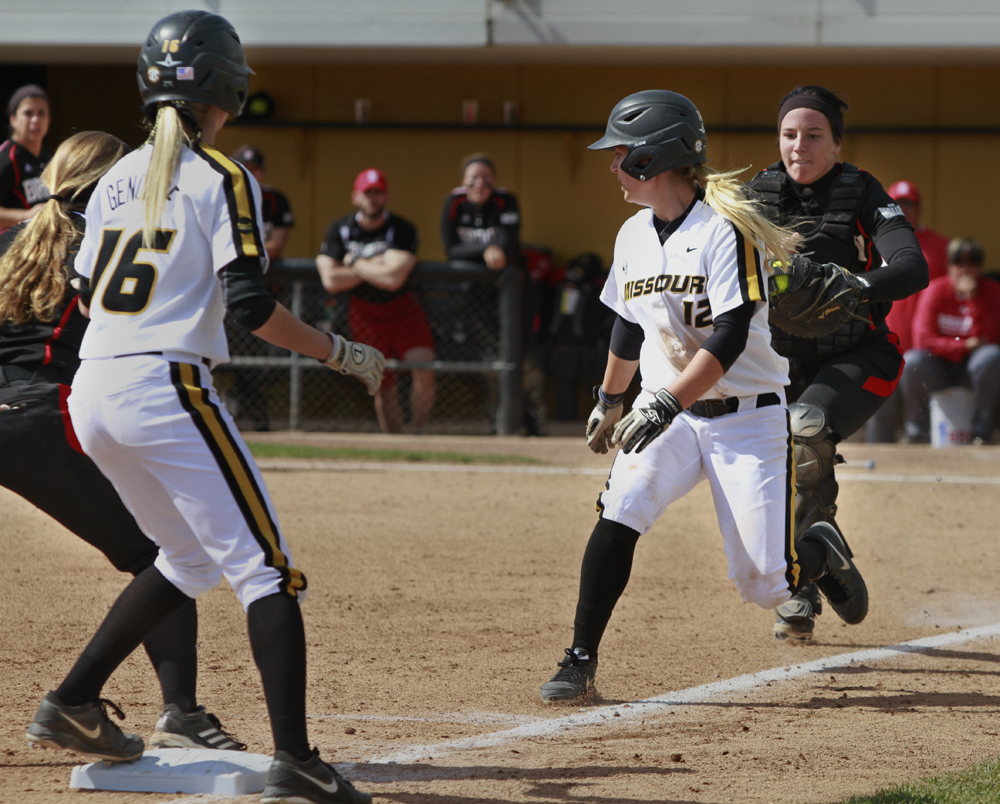 Mizzou pulls out win over Bradely in extra inning, 6-5
